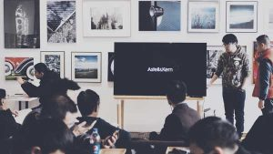digital leader presentation